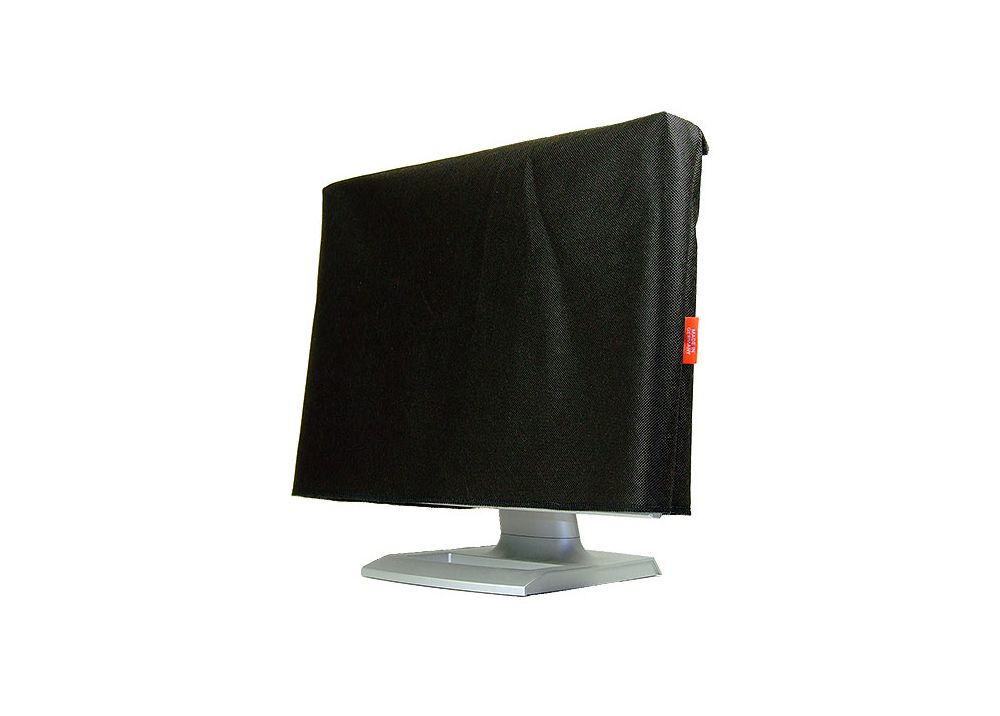 Dust cover for Monitor Dell 24 UltraSharp U2412M - black