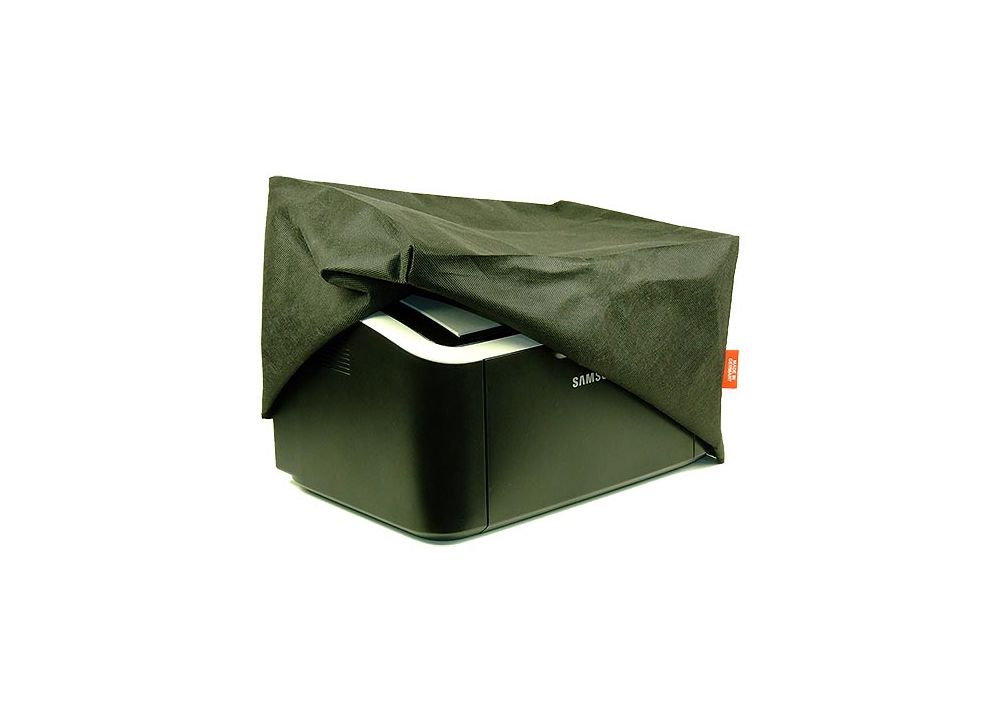 Dust cover for Printer HP Photosmart B110a - black